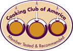 See Reviews on Cooking Club of America website